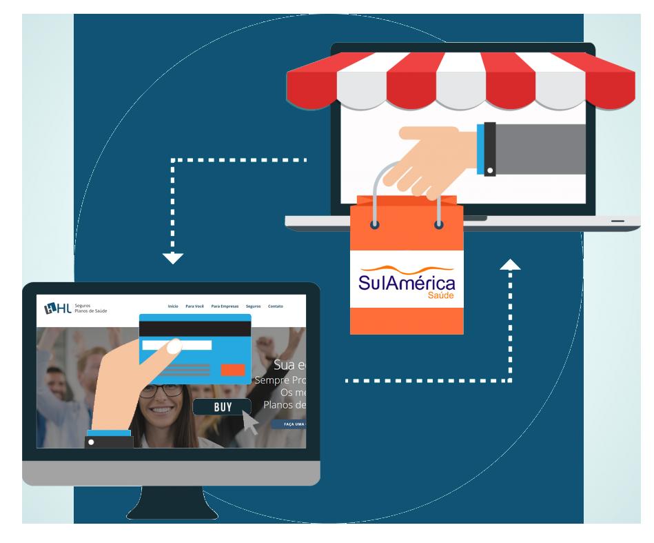 Vendas online plano de saúde Sulamerica
